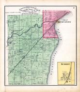 Bloomington Township - South, Muscatine, Summit, Muscatine County 1874
